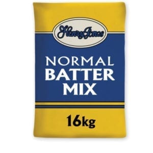 HenryJones Normal Batter Mix
