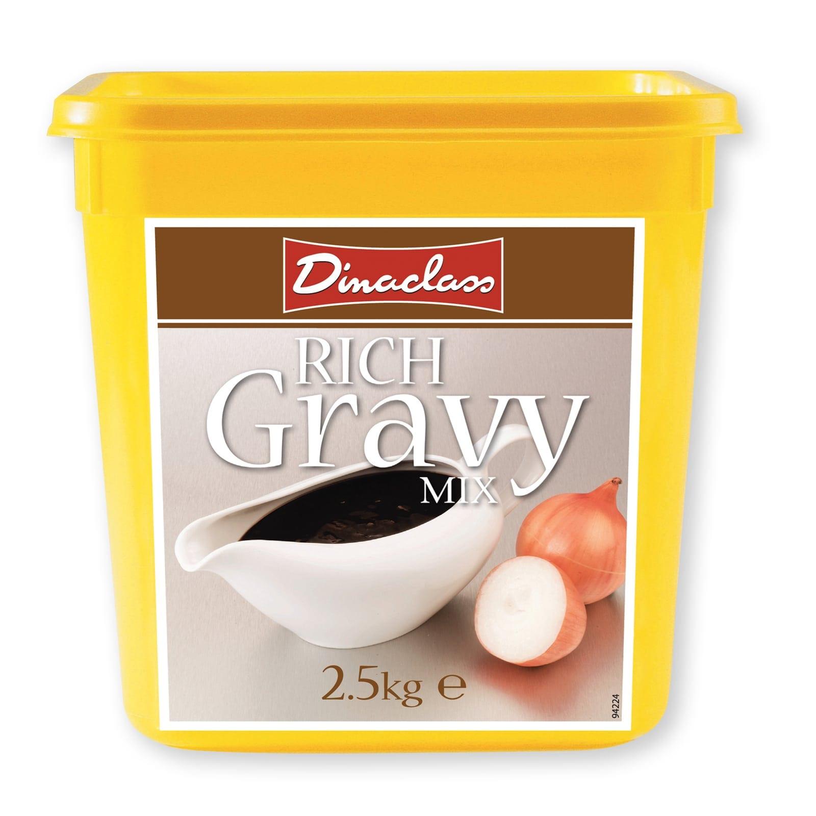 Dinaclass Rich Gravy