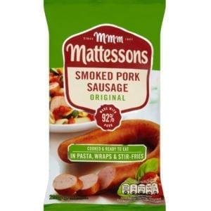 Mattesson Smokies 200g