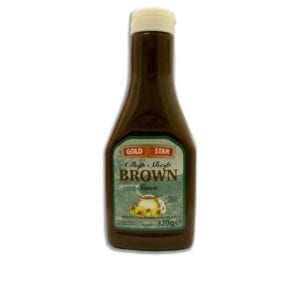Gold Star Brown Sauce