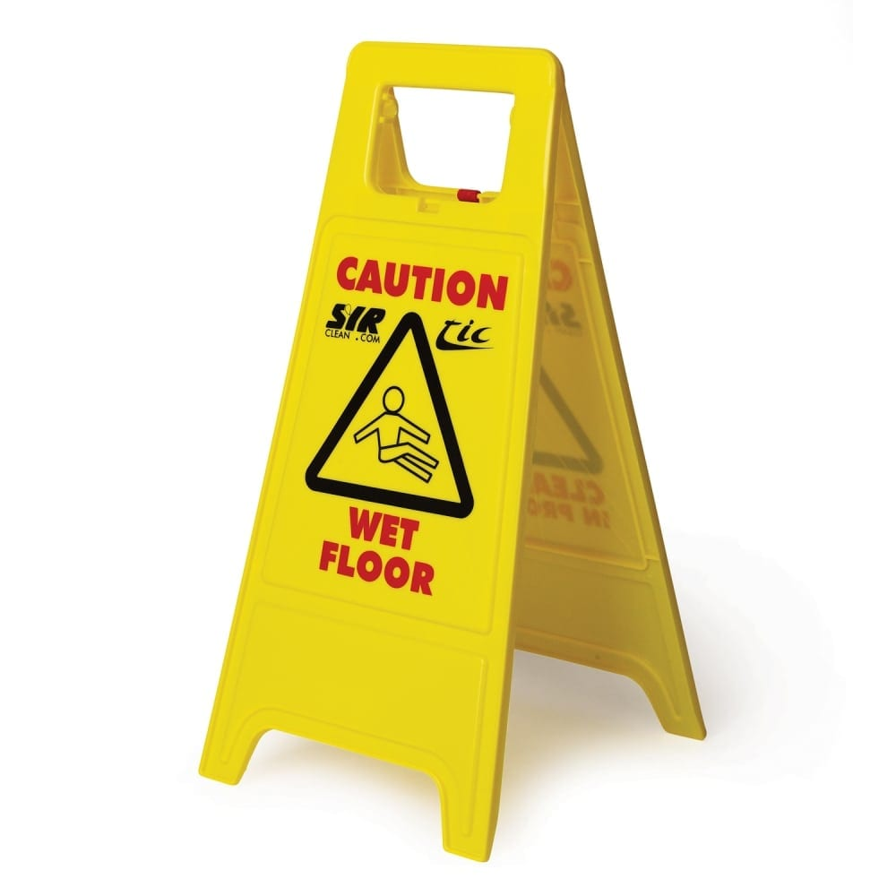 Drywite Wet Floor Sign