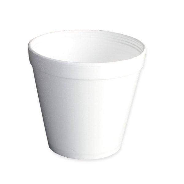 16 FC Polystyrene Chip Tubs