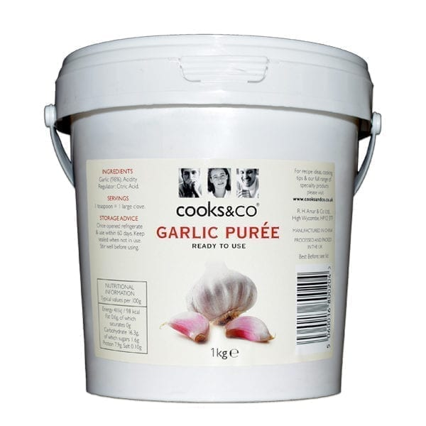 1kg Garlic Puree