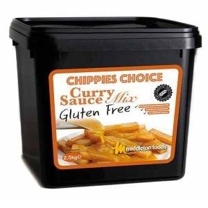 2.5kg Gluten Free Curry Mix