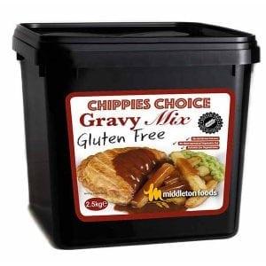 2.5kg Gluten Free Gravy Mix