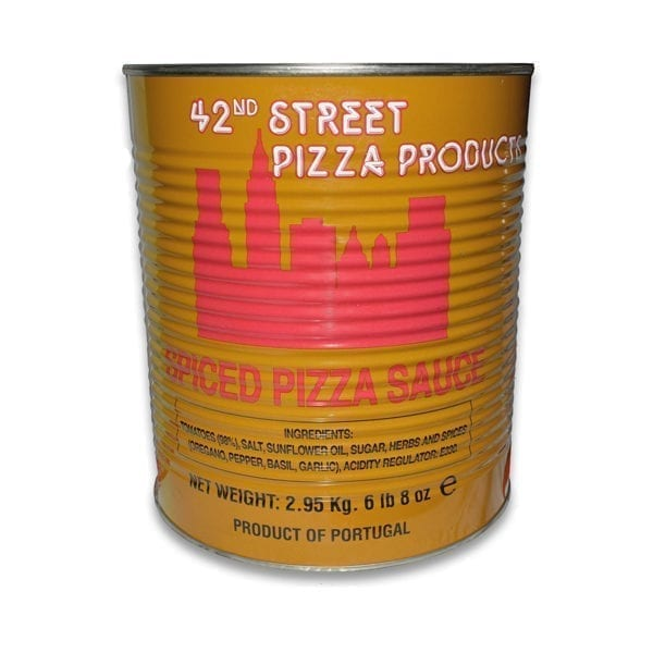 42nd Street Pizza Sauce