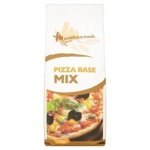 Middleton Pizza Base Mix