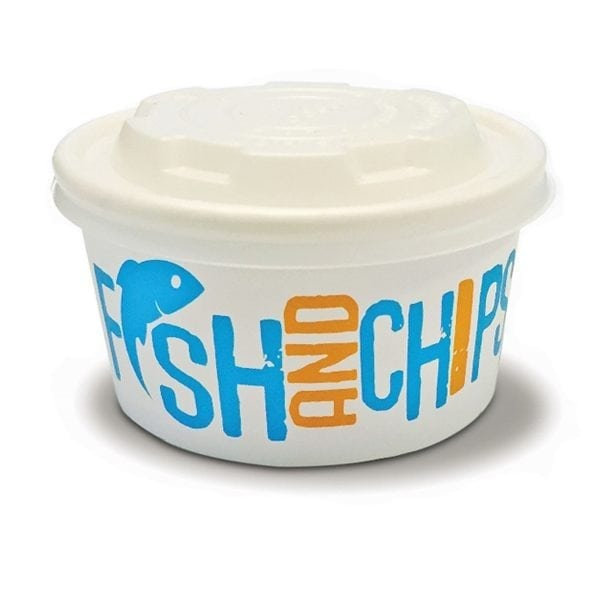 7oz Hook & Fish Card Container & Lid
