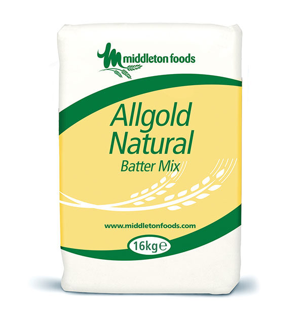Middleton All Gold Natural Flour 16kg