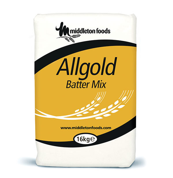 Middleton All Gold Batter Flour 16kg