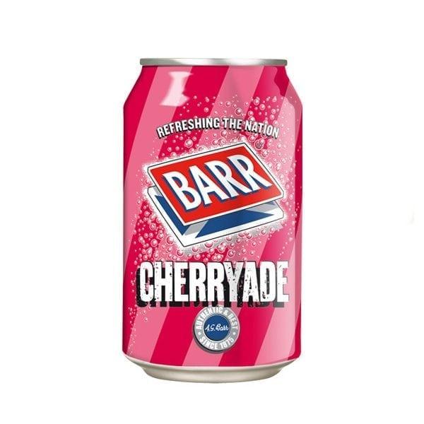 Barrs Cherryade