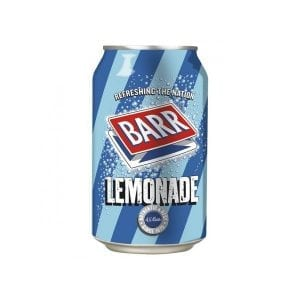 Barrs Lemonade