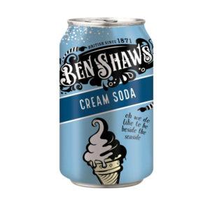 Ben Shaws Cream Soda