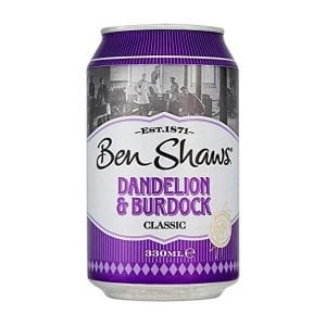 Ben Shaws Dandelion & Burdock