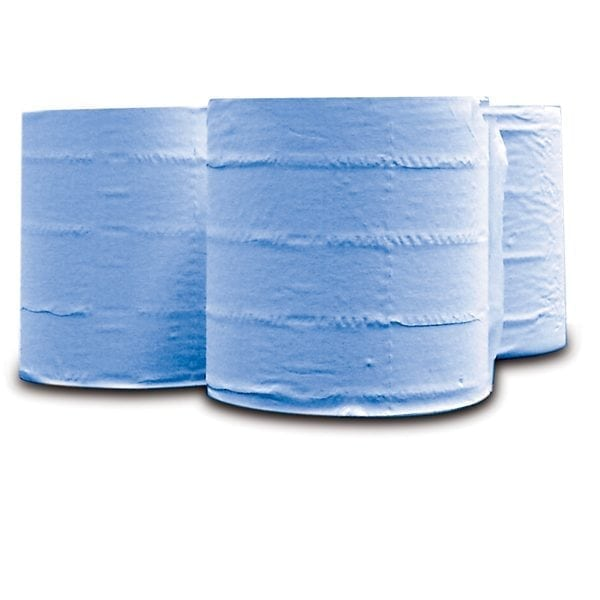 Blue Barrel Roll