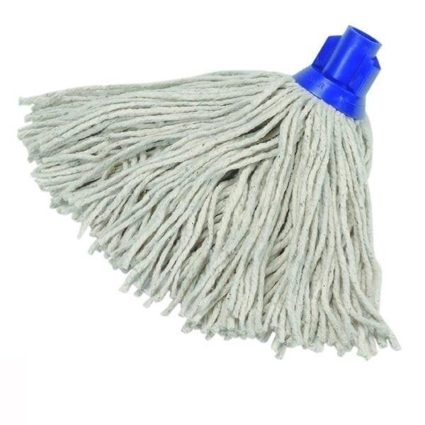 Blue Cotton Floor Mop Head