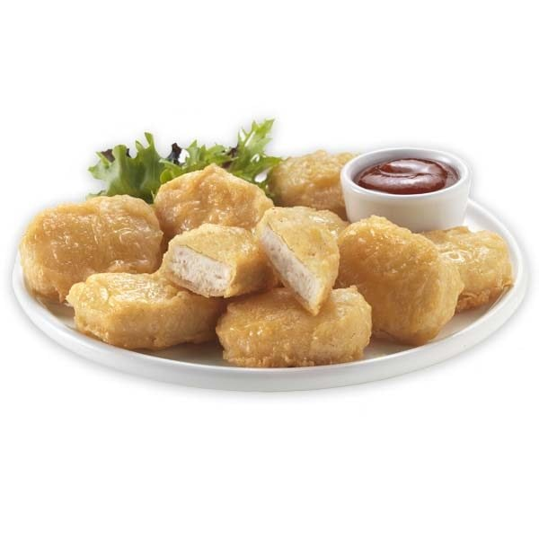 Q Battered Chicken Nuggets