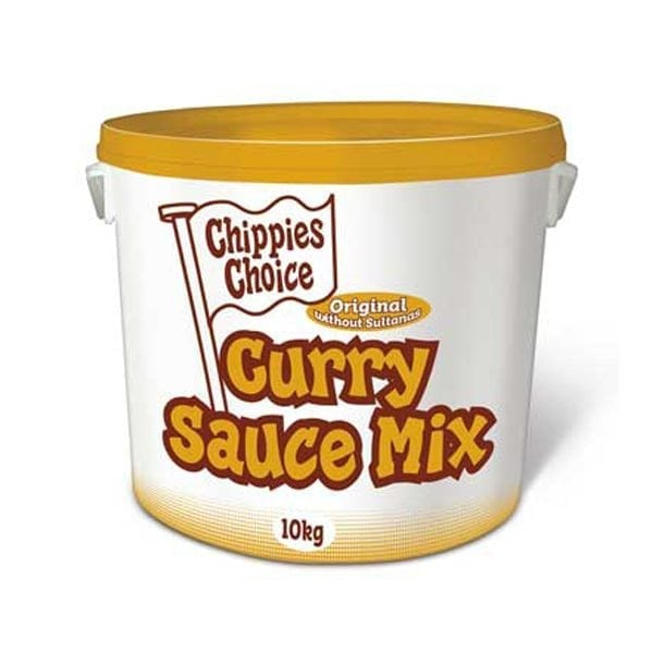 Chippies Choice Curry 10kg