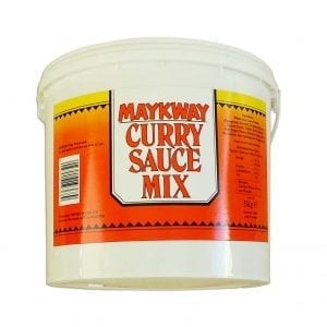 Maykway Curry Sauce Mix 5kg