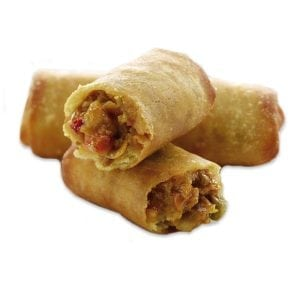 Daloon Curry Spring Rolls