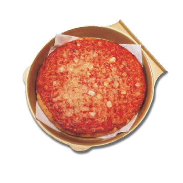 Deep Fried Pizza