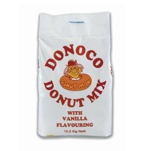 Donoco Doughnut Mix with Vanilla