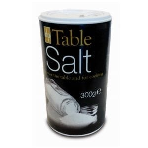 Dp Table Salt