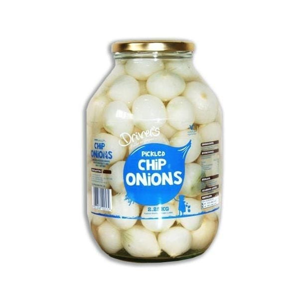 Drivers Pickled Chip Onion