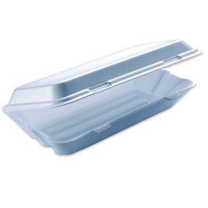 FC1 Plain Polystyrene Boxes 250