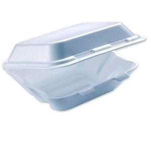 FC2 Plain Polystyrene Box