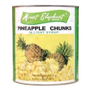 Mount Elephant Pineapple Pieces