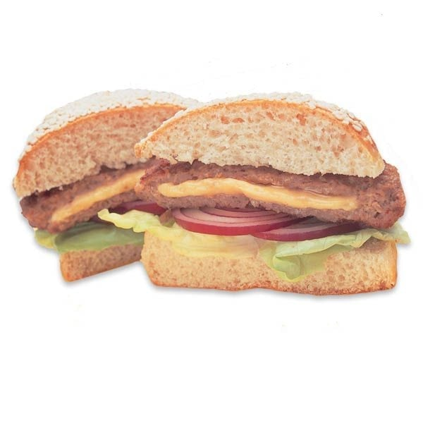 Fribo Cheese In Burger