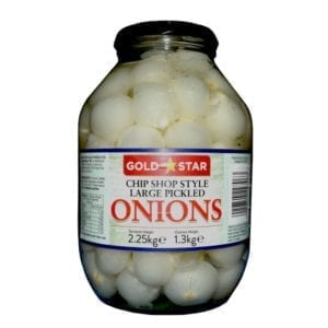 Gold Star Blue Label Onion