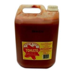 Gold Star Ketchup 5L