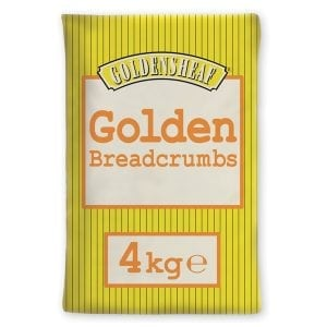 Goldensheaf Golden Breadcrumbs 4kg