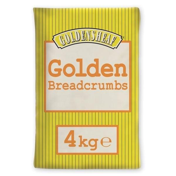 Goldensheaf Golden Breadcrumbs 4kg