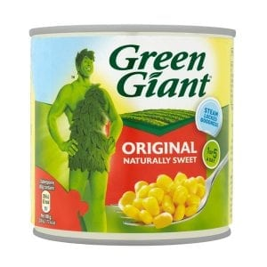Green Giant Sweetcorn
