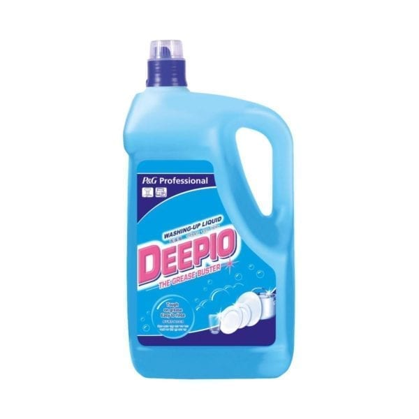 Deepio Professional Washing Up Liquid 5L