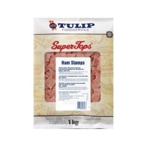 SuperTops Ham Stamps