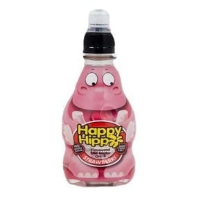 Happy Hippo Strawberry Still Water