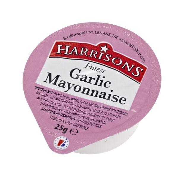 Harrisons Garlic Mayonnaise Dips