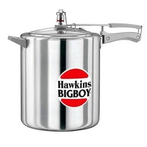 Hawkins Big Boy Pressure Cooker 14L