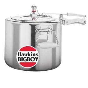 Hawkins Big Boy Pressure Cooker 18L