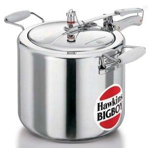 Hawkins Big Boy Pressure Cooker 22l