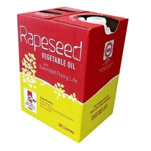 Henry Colbeck Rapeseed Oil 10L