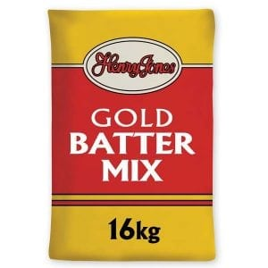 Henry Jones Gold Batter Mix