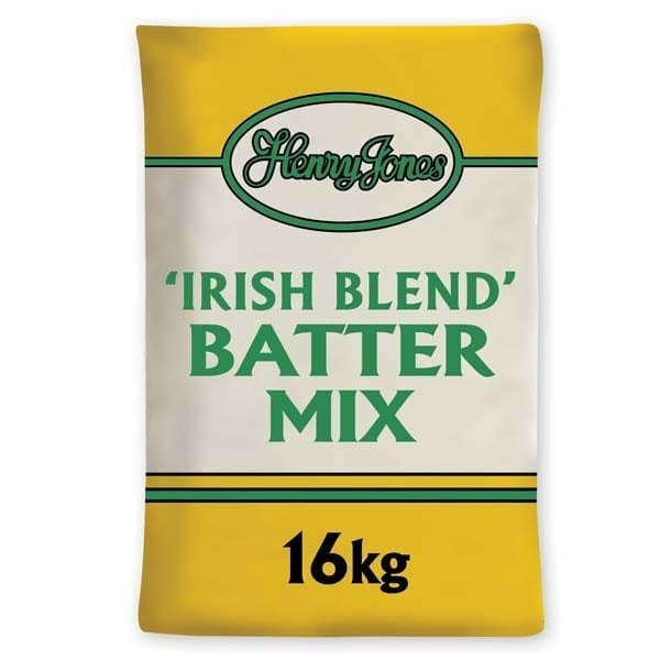 Henry Jones Irish Blend Batter Mix