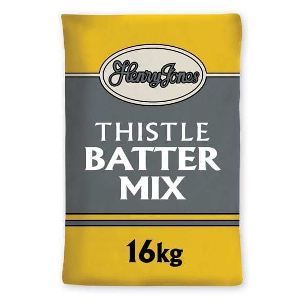 Henry Jones Thistle Batter Flour 20kg