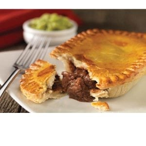 Henrys Steak Pie