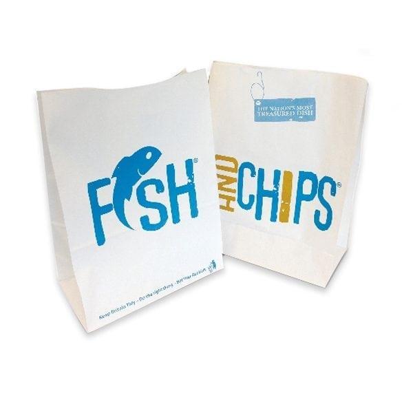 Hook & Fish Satchel Bag